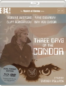 Image for Three Days of the Condor - The Masters of Cinema Series