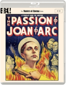 Image for The Passion of Joan of Arc - The Masters of Cinema Series