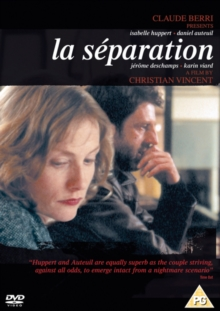 Image for La Séparation