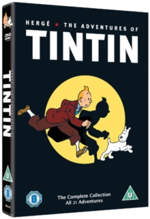 Image for The Adventures of Tintin: Complete Collection