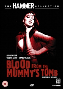 Image for Blood from the Mummy's Tomb