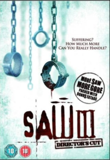 Image for Saw III: Director's Cut