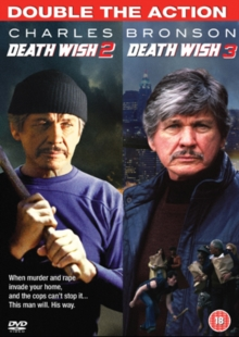 Image for Death Wish 2/Death Wish 3