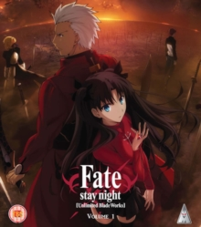 Fate/stay Night: Unlimited Blade Works - Part 1 Starring