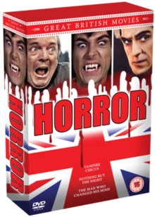 Image for Great British Movies: Horror