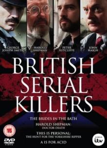 Image for Britain's Serial Killer Box Set: A Is for Acid/Harold...