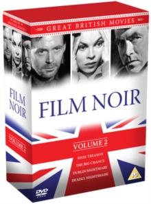 Image for Great British Movies: Film Noir - Volume 2