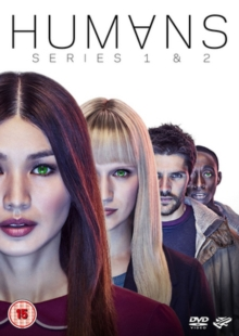 Image for Humans: Series 1 & 2