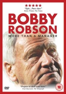 Image for Bobby Robson - More Than a Manager