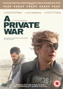 Image for A   Private War