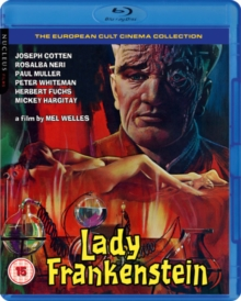 Image for Lady Frankenstein