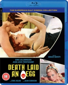 Image for Death Laid an Egg