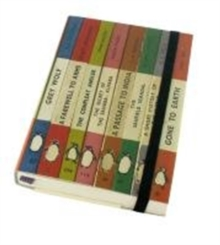 Image for PENGUIN CLASSICS SPINES POCKET NOTEBOOK