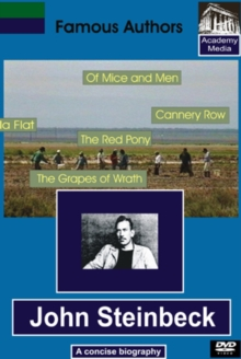 Image for Famous Authors: John Steinbeck - A Concise Biography