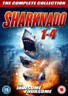 Image for Sharknado 1-4