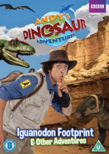 Image for Andy's Dinosaur Adventures: Iguanadon Footprint