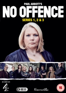 Image for No Offence: Series 1, 2 & 3
