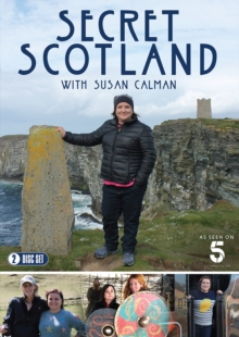 Image for Secret Scotland With Susan Calman