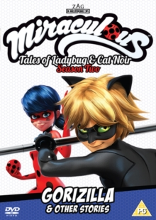 Image for Miraculous - Tales of Ladybug & Cat Noir: Gorizilla & Other...