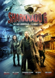 Image for The Last Sharknado - It's About Time