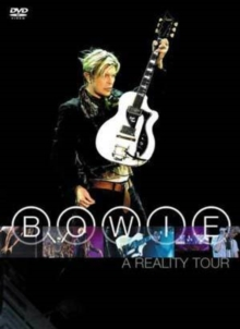 Image for David Bowie: A Reality Tour