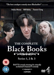 Image for Black Books: Series 1-3