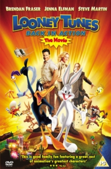 Image for Looney Tunes: Back in Action - the Movie