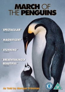 Image for March of the Penguins