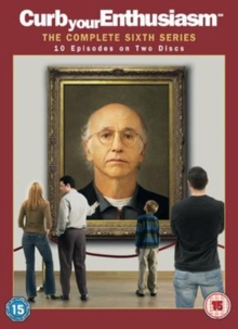 Image for Curb Your Enthusiasm: The Complete Sixth Series