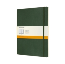 Image for EXTRA LARGE RULED SOFTCOVER NOTEBOOK MYR