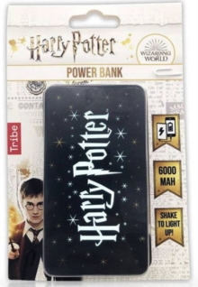 Image for Tribe Harry Potter Light Up Power Bank - 6000mAh
