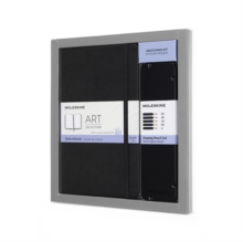 Image for Moleskine Art Collection Sketching Kit - Large Book And Drawing Pencils