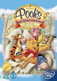 Image for Winnie the Pooh: Winnie the Pooh's Most Grand Adventure