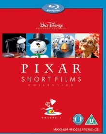 Image for Pixar Short Films Collection: Volume 1
