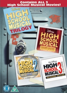 Image for High School Musical 1-3