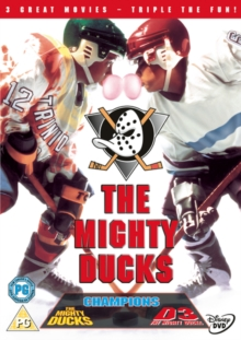 Image for The Mighty Ducks Trilogy