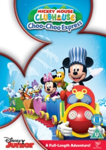 Image for Mickey Mouse Clubhouse: Choo-choo Express