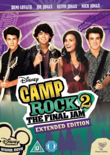 Image for Camp Rock 2 - The Final Jam: Extended Edition