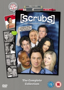Image for Scrubs: The Complete Collection