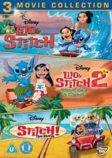 Image for Lilo and Stitch/Lilo and Stitch 2/Stitch! The Movie