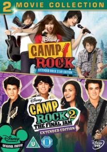 Image for Camp Rock: 2-movie Collection