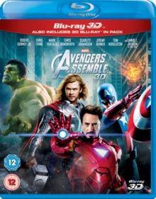 Image for Avengers Assemble