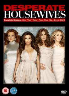 Image for Desperate Housewives: Seasons 1-8