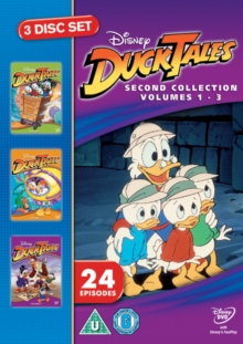 Image for Ducktales: Second Collection