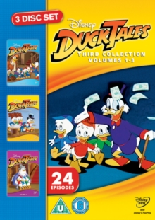 Image for Ducktales: Third Collection