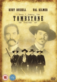 Image for Tombstone: Director's Cut