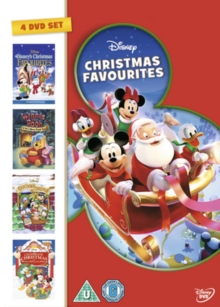 Image for Disney Christmas Favourites