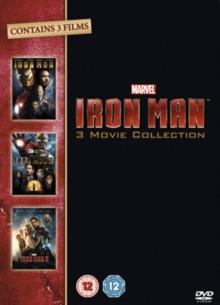 Image for Iron Man 1-3