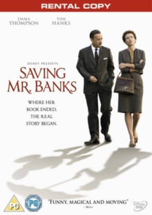 Image for Saving Mr. Banks