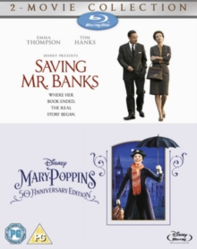 Image for Saving Mr. Banks/Mary Poppins